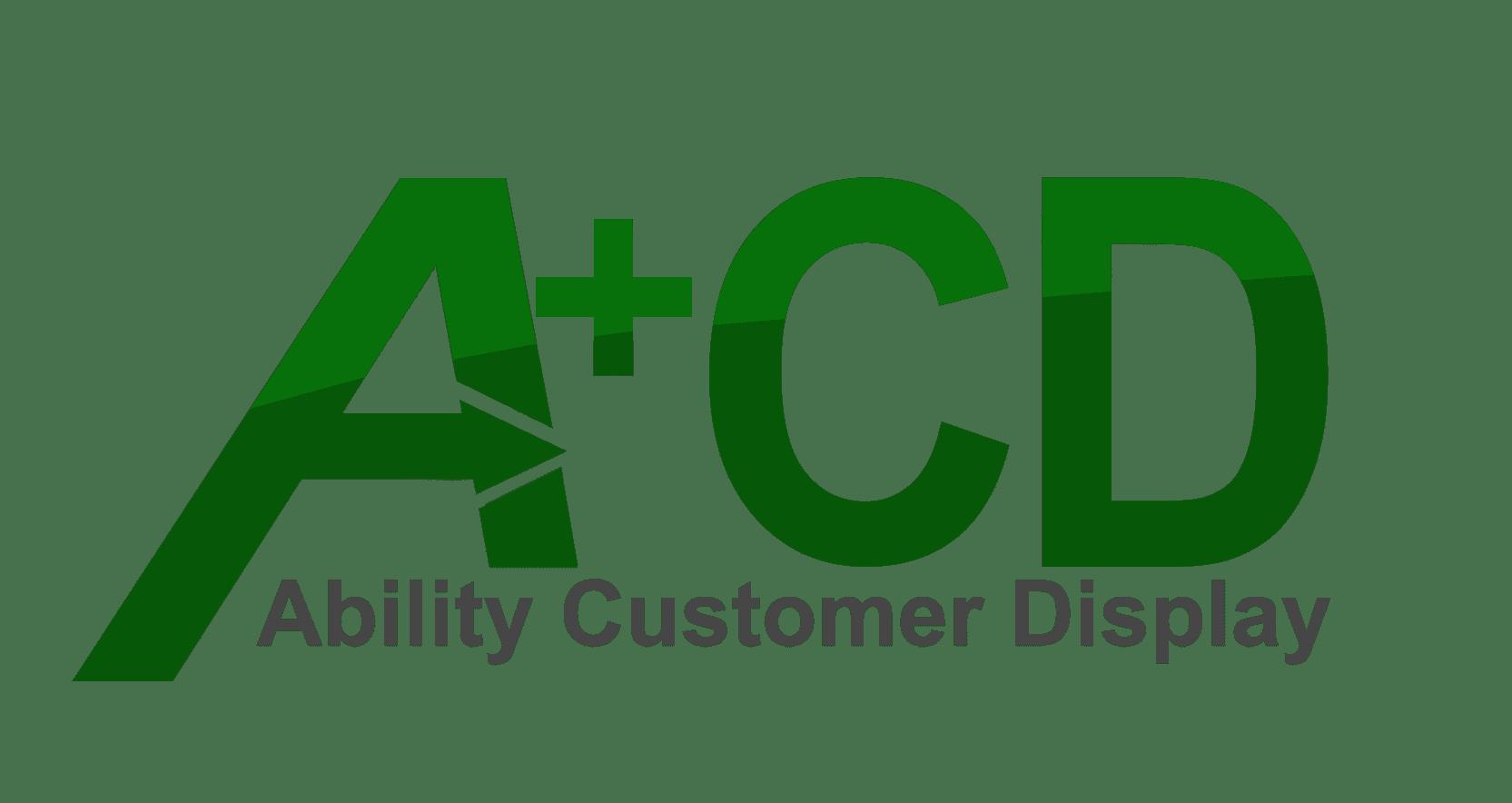 Ability Custoemr Display - Signature Capture