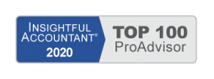 2020 Top 100 ProAdvisor - Lisa Burnett