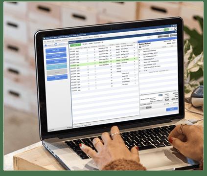 QuickBooks POS eCommerce integration